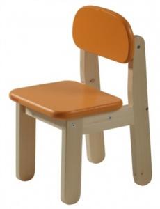 Židlička PUPPI oranžová
