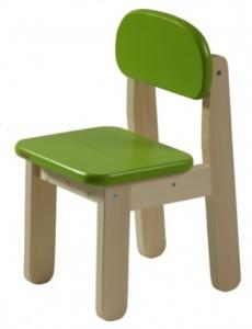 Židlička PUPPI zelená