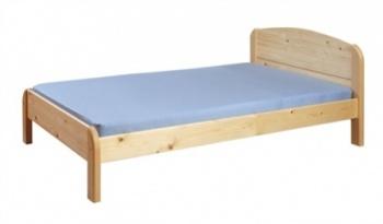 postel BERGHEN N 90, nízké čelo