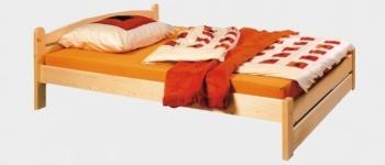 Gazel Thorsten postel 90 č. 001 - nízké čelo u nohou