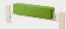 Područka SENDY - zelená, 404