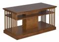 Boknäs - konferenční stolek velký / miniknihovna