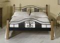 Kovaná postel Elba 140 x 200cm