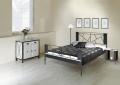Kovaná postel Valencia 140 x 200cm