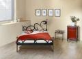 Kovaná postel Cartagena 160 x 200cm