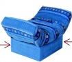Povlak podstavy taburetu Ason Kombo Original