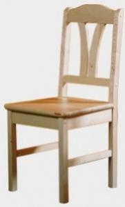 Židle I. přírodní