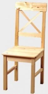 Židle III. přírodní