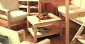 Konferenční stolek BORMIO