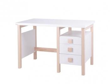 Psací stůl HENRY I. NEW bílý