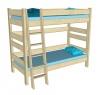 tážová postel SENDY v. 180cm