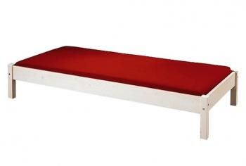 postel MOLLY bílá