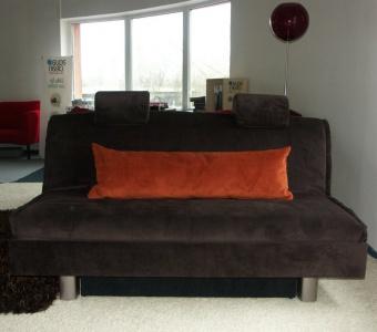 Duo-Mat 160 pohovka - postel na každodenní spaní Modrone 405