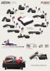 Duo-Mat 160 pohovka - postel na každodenní spaní Sekar 113