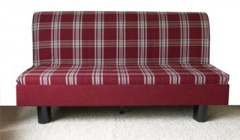 Kolinger Duo pohovka 160 klasik - postel na každodenní spaní panama