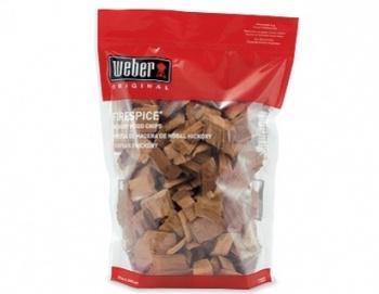 Udící lupínky Fire Spice Chips třešňové dřevo