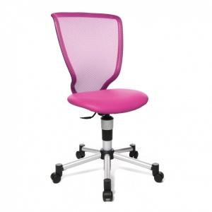 Anatomická židle TITAN Junior - růžová