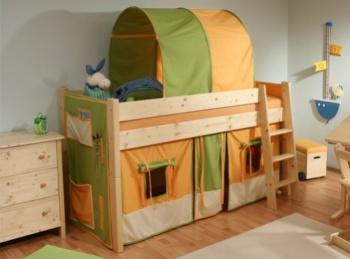 Gazel Sendy postel 90 x 200 zvýšená 120 cm ekovosk