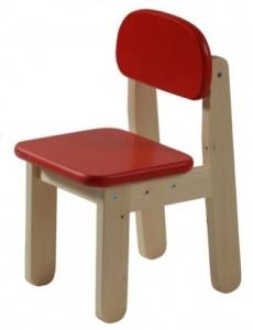 Gazel Židlička PUPPI červená
