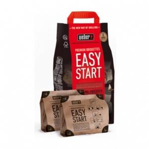 Weber Easy Start Premium brikety
