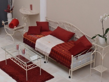 Iron - Art Kovaný gauč Malaga