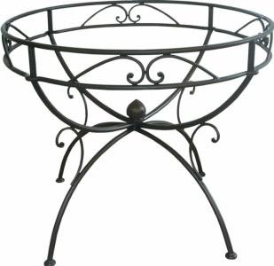 Iron - Art Kulatý stůl Capri, střední