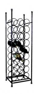 Iron - Art Kovaný stojan na víno II