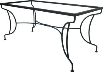 Iron - Art Zahradní stolek Versailles IV