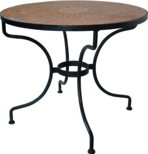 Iron - Art Zahradní stolek St. Tropez III