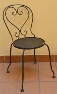 Iron - Art Zahradní židle Montpelier