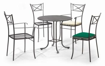 Iron - Art Zahradní stolek Algarve IV