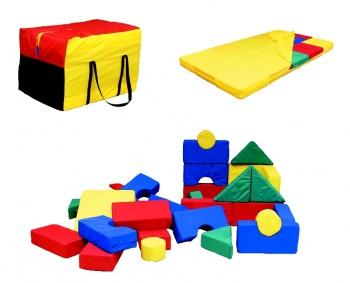 Kolinger dětská pěnové stavebnice ASON