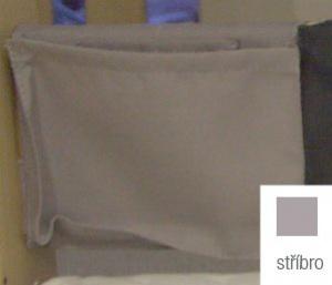 Kolinger ason kapsa 20 na postel sendy - stříbro