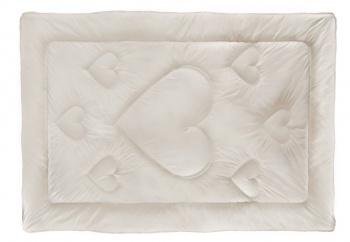 Klinmam Love set přikrývka 135 x 220 cm prodloužená a...