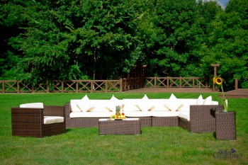 Bello Giardino Zahradní nábytek souprava Magnifico