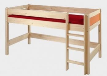 Gazel Etážová postel Bella nízká - NATIVE oranžová