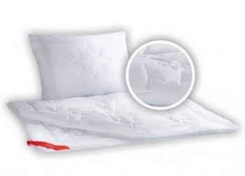 Klinmam Coolmax polštář 50 x 70 cm batole
